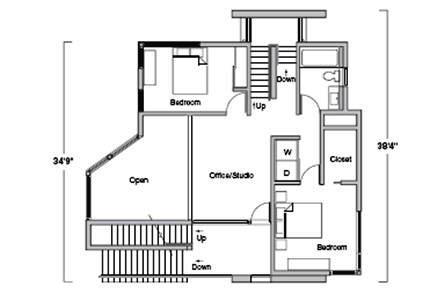 Basic House Floor Plans further House Plans For Split Level Additions also 1854 further 1970s House Styles likewise Split Level Exterior. on bi level home floor plans