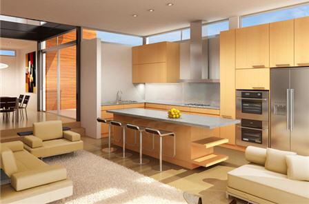 LivingHomes RK1 Prefab Home.
