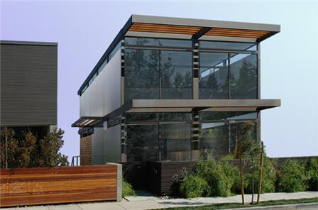 LivingHomes RK4.1 Prefab Home.