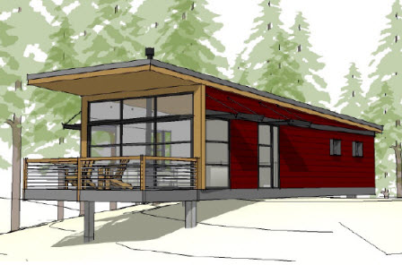 Method Homes S-M-L Series - The Method Cabin