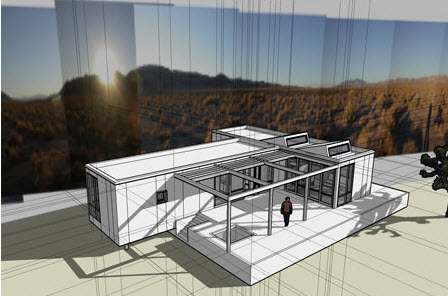 Prefab homes by nottoscale.